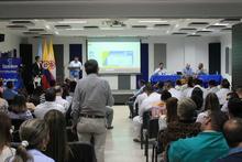 Contralor Departamental expone la importancia del control social