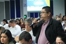 Intervenvción de los Ciudadanos en la audiencia